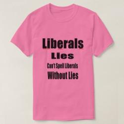 Liberals Lies