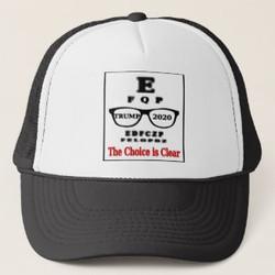 Customizable Choice is Clear Ball Cap
