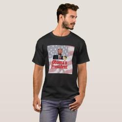 President Trump is Obama's President T-shirt