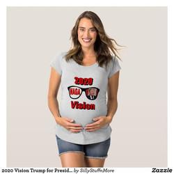 2020 Vision Maternity Shirt