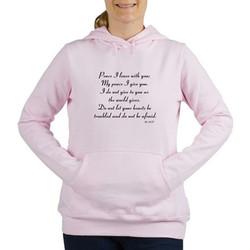 Peace I leave With You Sweatshirt