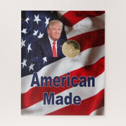 American Made 16by20 Jigsaw Puzzle