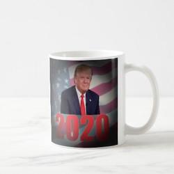 Trump in 2020 Custom  Coffee Cup