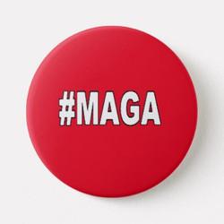 MAGA Make America Great Again Button