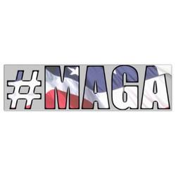 MAGA Bumper Sticker