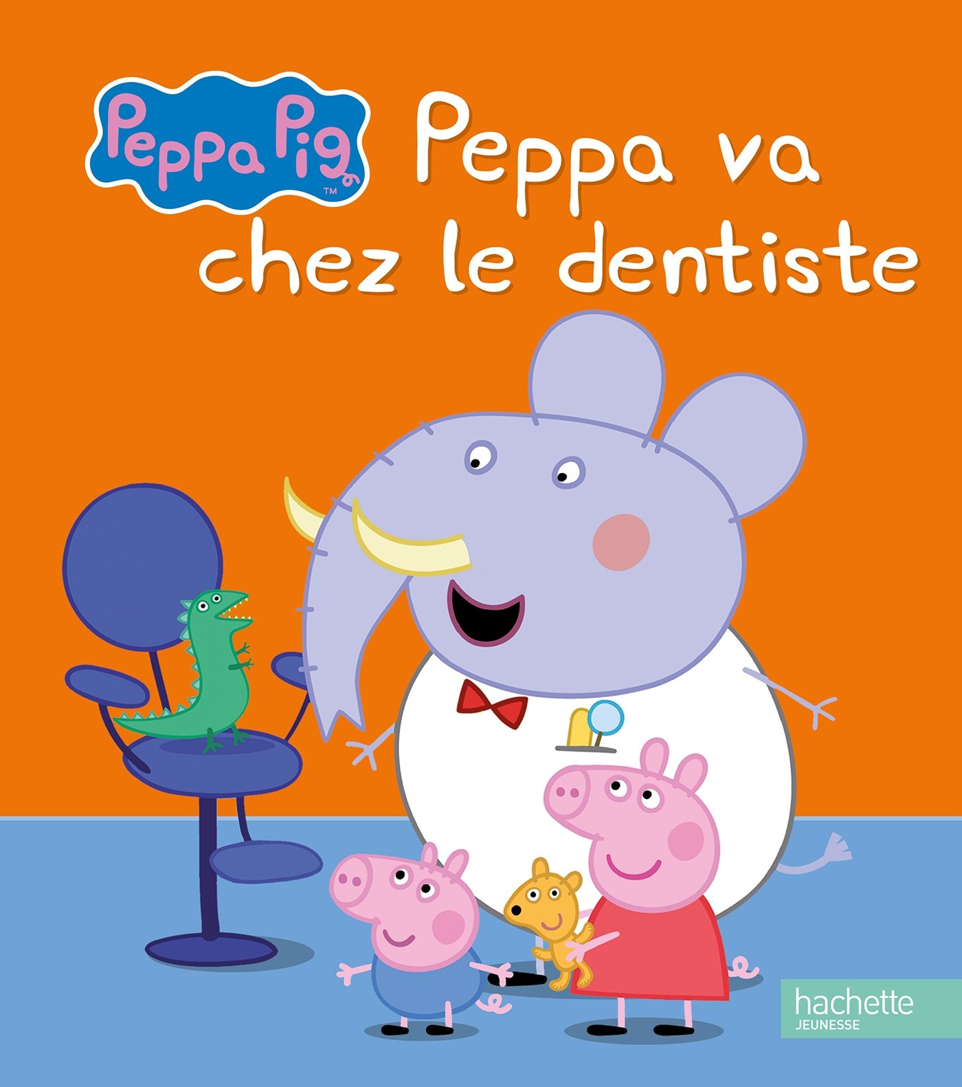 peppa dentiste