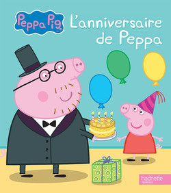 anniversaire Peppa
