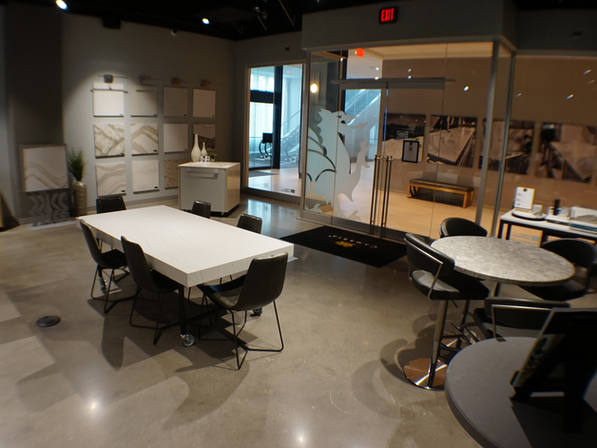 Polished concrete Rochester MN