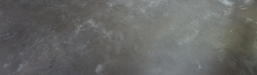 Gray Satin concrete floor