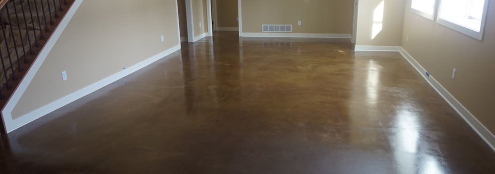 Custom Brown Stain color