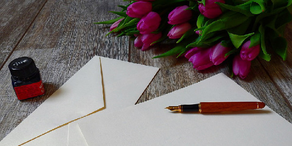 Benefits of Letter Writing for Seniors, home care services