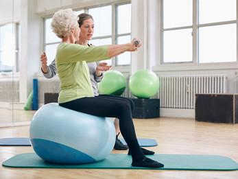 Easy Healthy Living Exercises for Seniors