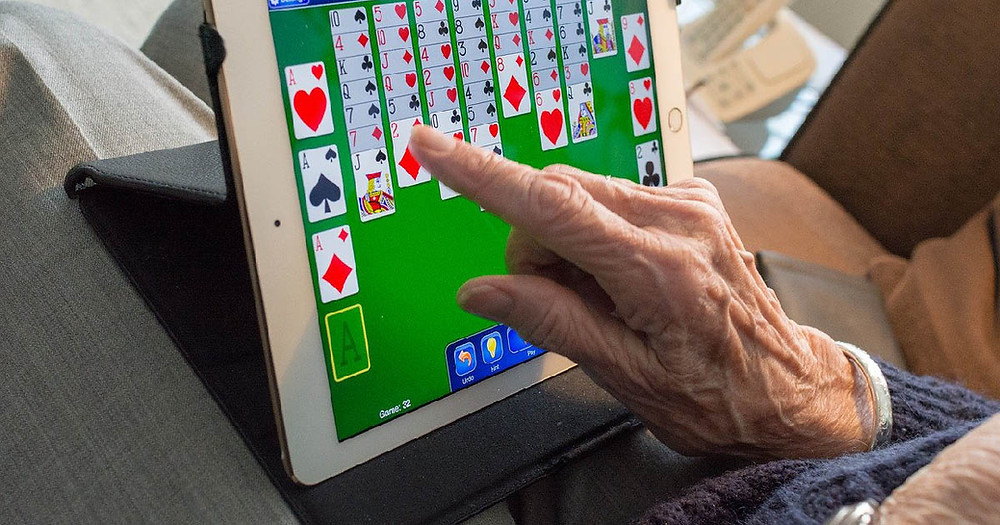 social distancing, seniors, caregiving, in home care agency