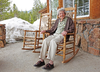 The Ingenuity of Rocking Chair Medicine for Seniors