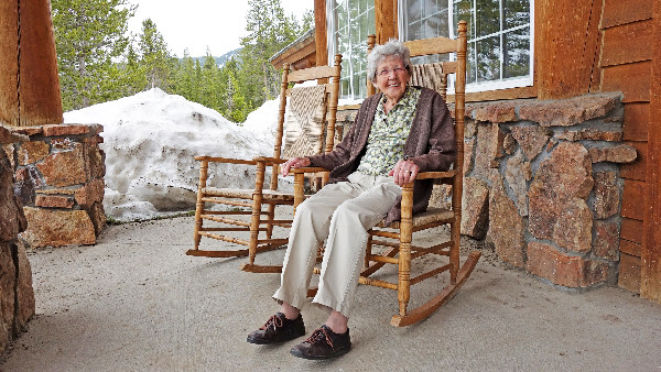 rocking chair medicine, seniors, in home care services
