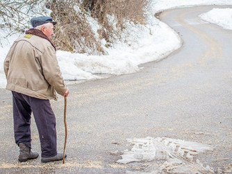 Dementia, Alzheimer's, and Wandering Away