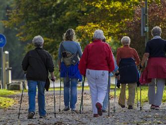 Benefits of Walking for Seniors: Taking Empowering Steps Forward