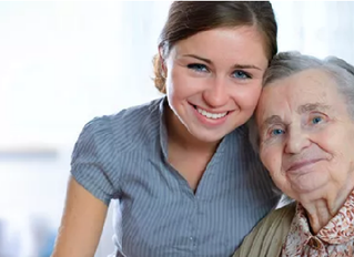 Caregivers Are Here for You during COVID-19