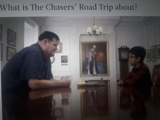 The Chasers Road Trip
