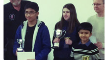 National West Of England Chess Championship 2018 U14 Winner