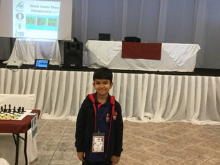 World Cadet Chess Championship 2017