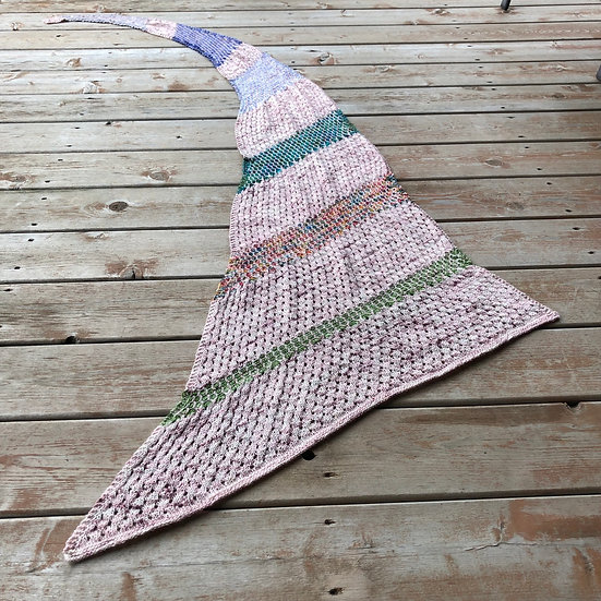 Story Hour Shawl