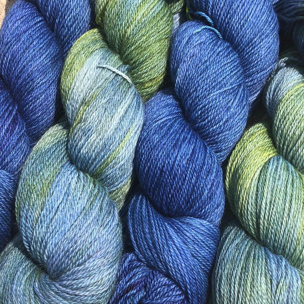 Wee Bit Scottish Knitting Kit