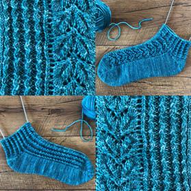 El Verano Socks Pattern Release!