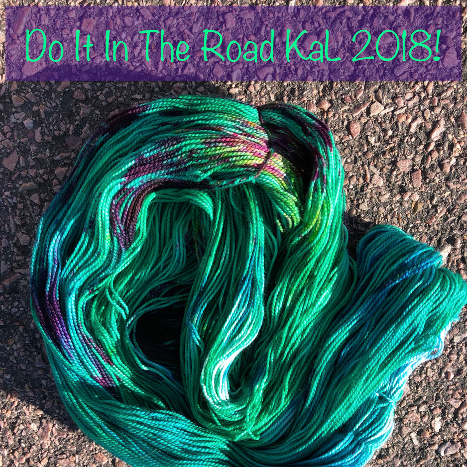 Do it in the Road KaL Clue 3!!