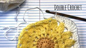 Tutorial: US Double Crochet Stitch!