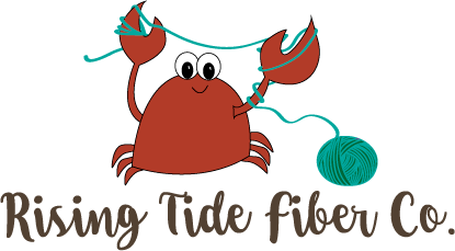 March's Featured Dyer: Rising Tide Fiber Co.!