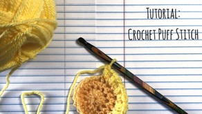 Tutorial: Puff Crochet Stitch!