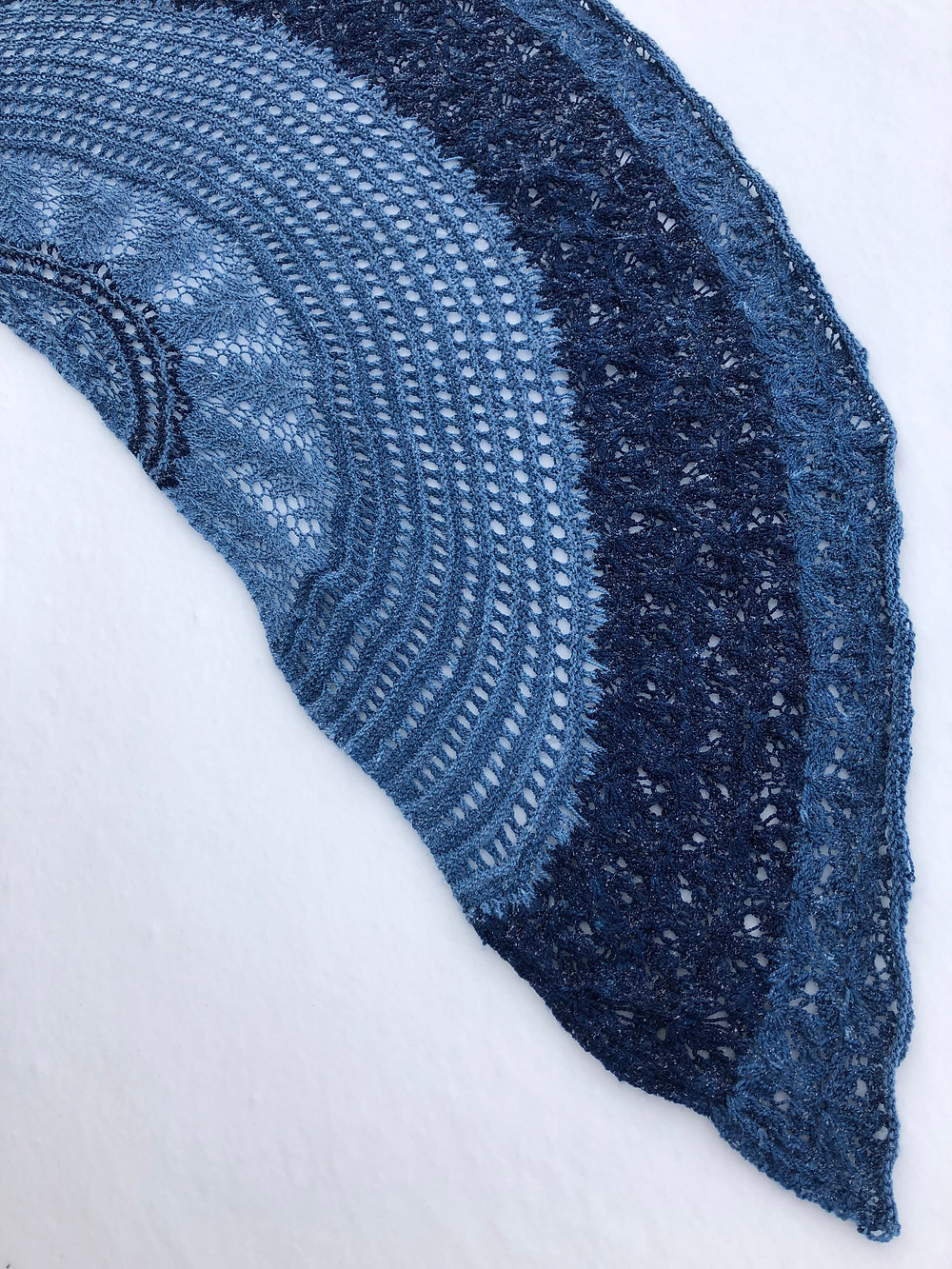 I Guess That's Why... Shawl knitting pattern is now available for purchase!