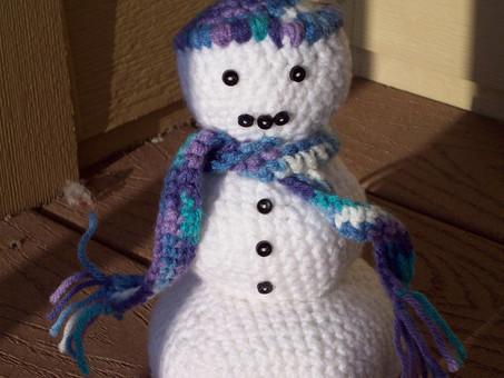 Free Winter Buddy Crochet Pattern!
