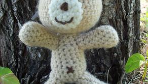 Free Eddy Bear Crochet Pattern!