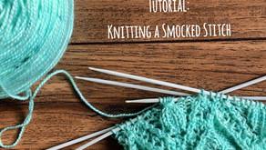Tutorial: Knitting a Smocked Stitch!