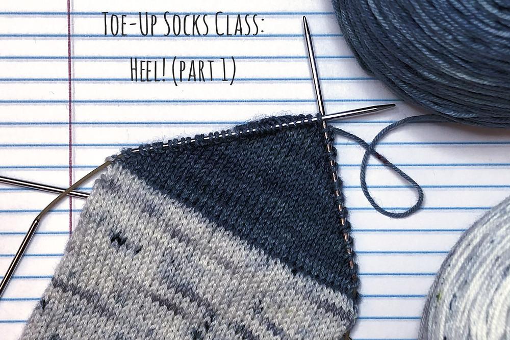 Step by Step 1/1 LslT RS (Left-slip-Twist) Knitting Tutorial