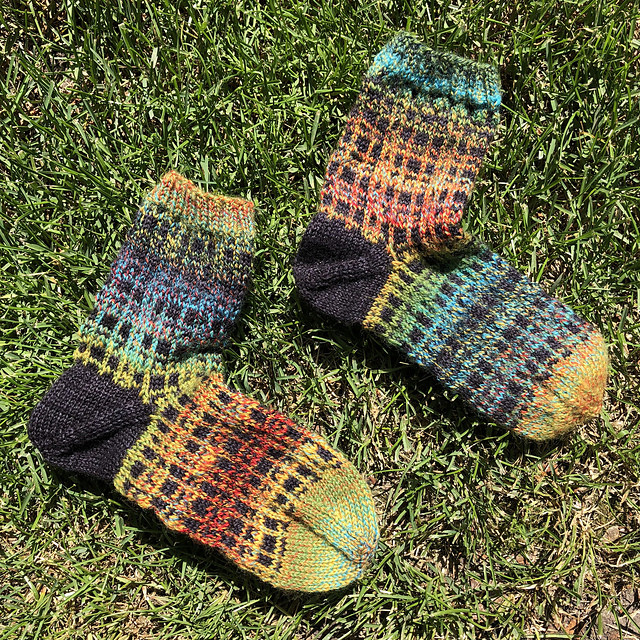 Wee Bit Scottish Socks Kit - Club Yumi