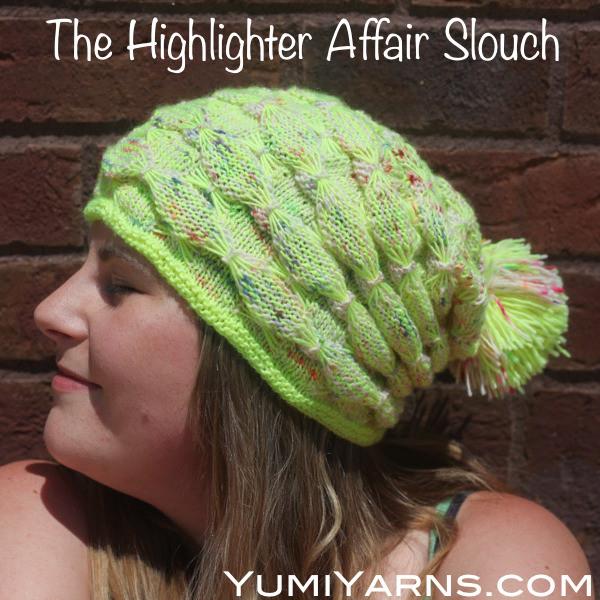 The Highlighter Affair Slouch