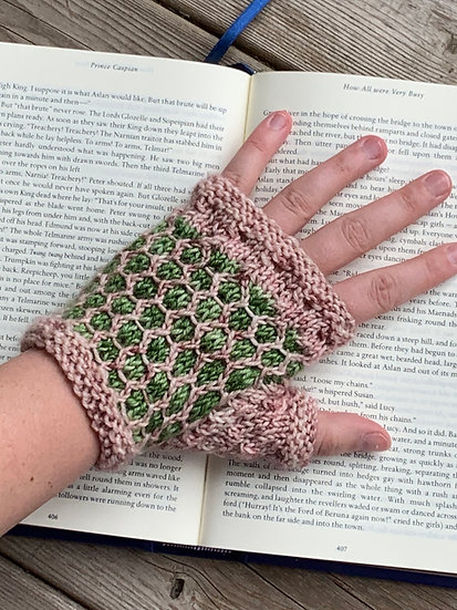 Fables Fingerless Mitts