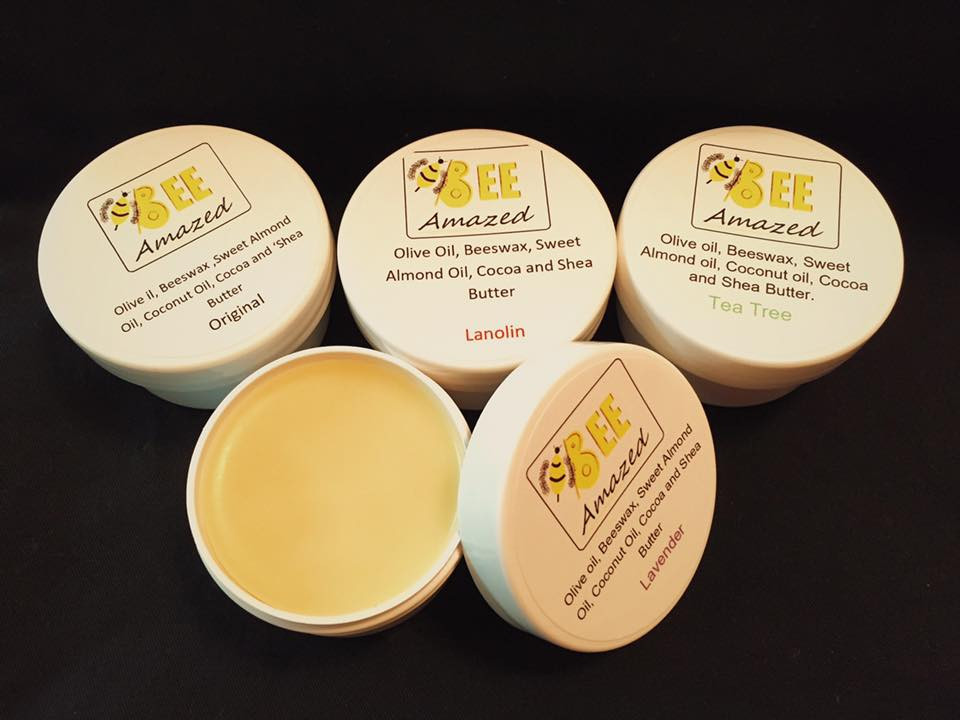 Bee Amazed Lotion Pot
