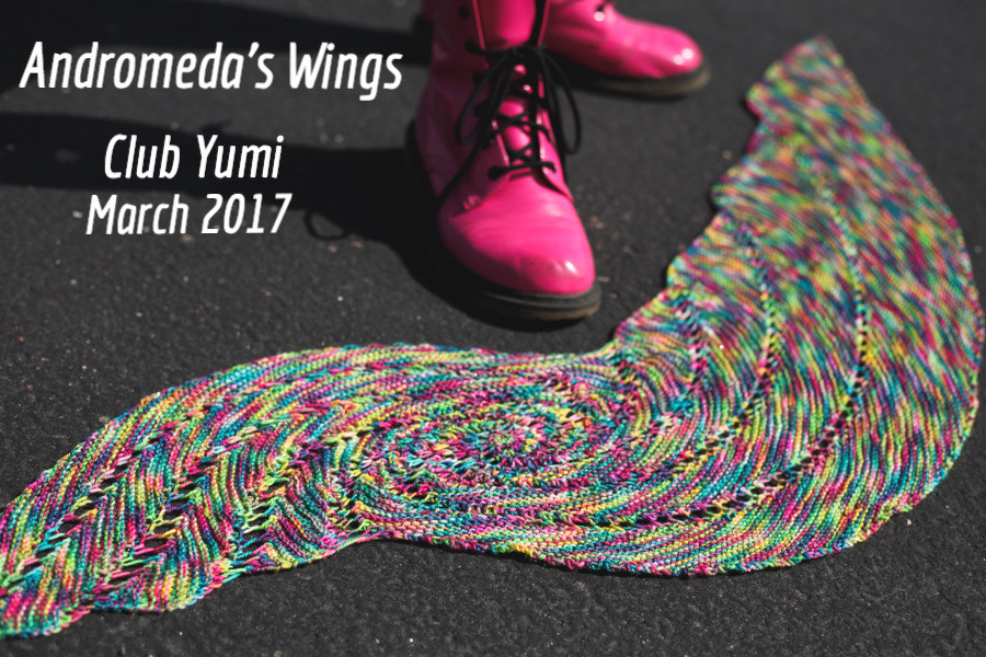 March Kit: Andromeda's Wings