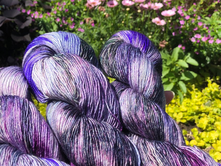 Collaboration with MJ Yarns!