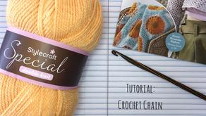 Tutorial: Crochet Chain!