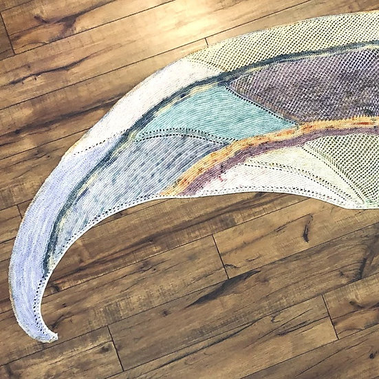 2021 Holiday Recovery Shawl Mystery Knit-a-Long!