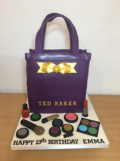 Ted Baker Bag Cake