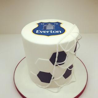 Football Cake
