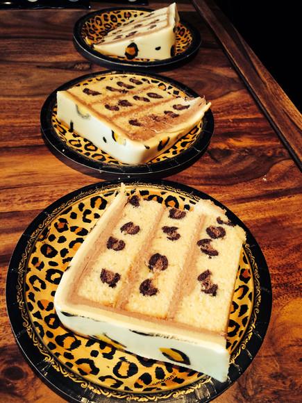 Leopard Print Sponge