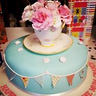 Aniversary cake, birthday cake