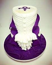 purple rain cake, prince cake